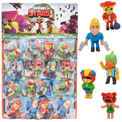 Фигурки героев BRAWL STARS (цена за штуку)