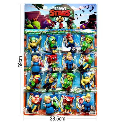 Фигурки героев BRAWL STARS (цена за штуку), LY1557