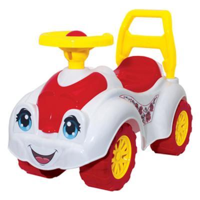 """Игрушка""""Автомобіль для прогулянок"""" белая"""