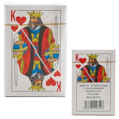 Карты игральные Король