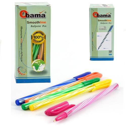 "Ручка ""Obama"" (50 шт/ уп), HMZ-8308"