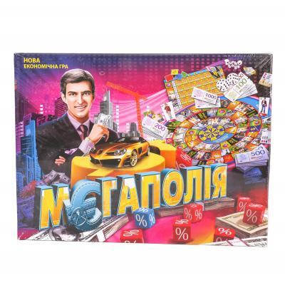 """Игра """"Мегаполия"""" (украинская)"""