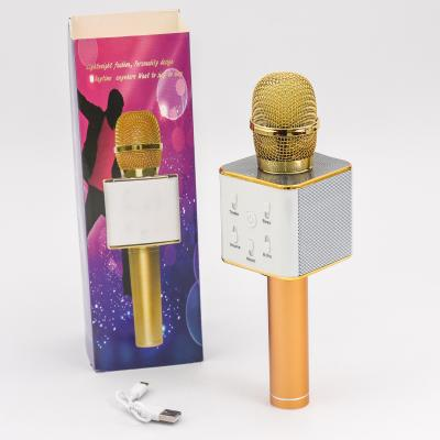 Микрофон-караоке, Q7
