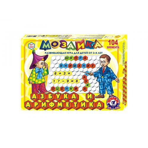 """Мозаїка """"Азбука"""", Техно 2087"""