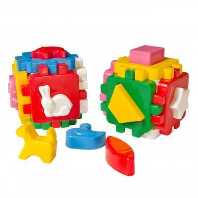 """Куб """" Розумний малюк Весела компанія"""""""