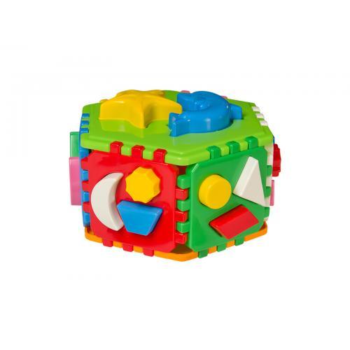 """Куб """"Розумний малюк """"Гіппо"""", Техно 2445"""