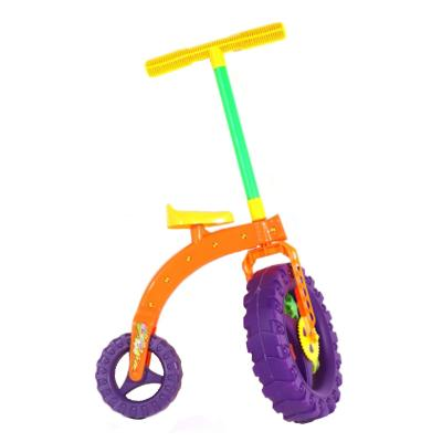 Каталка на палке, велосипед