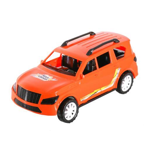 """Детская машинка """"Джип Grand Max""""с наклейкой, МГ 187"""