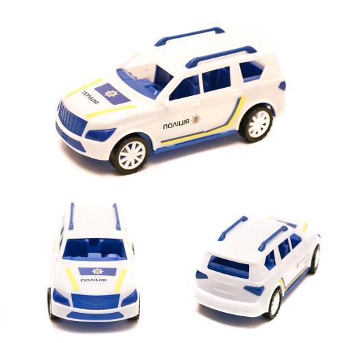 "Детская машинка ""Джип Grand Max Police"", МГ 188"