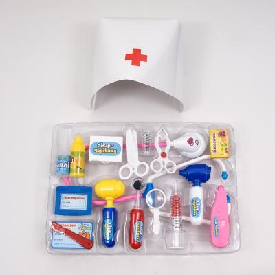 Доктор шприц, ножницы, инструменты, лекарства, 5