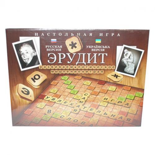 """Игра """"Эрудит"""", ДТ-БИ-07-07"""