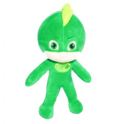 """Мягкая игрушка """"Зеленый Геко"""""""