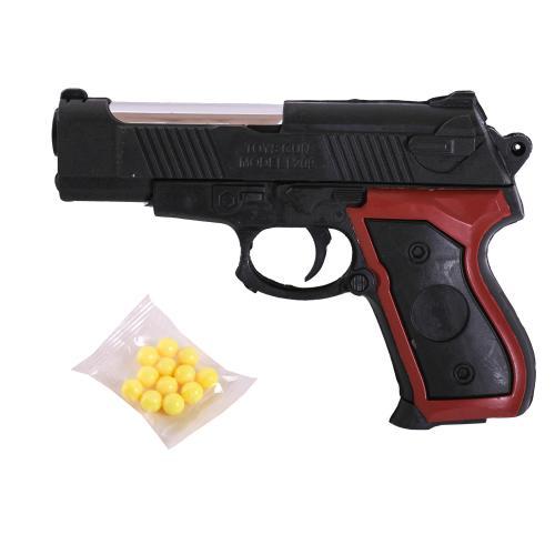 Пистолет пульки,в пак 16*3*12см, 209