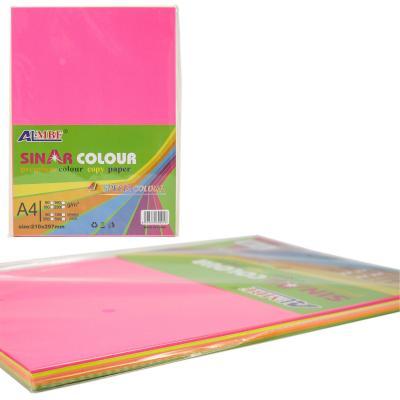 Цветная бумага - Neon