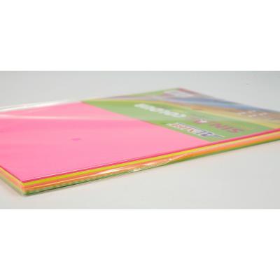 Цветная бумага - Neon (цена за штуку), WK-1001