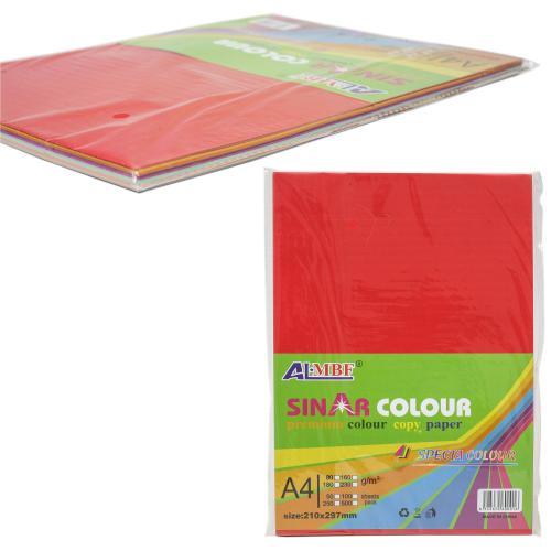 Цветная бумага - Пастель, WK-1002