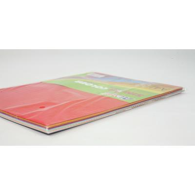 Цветная бумага - Пастель (цена за штуку), WK-1002