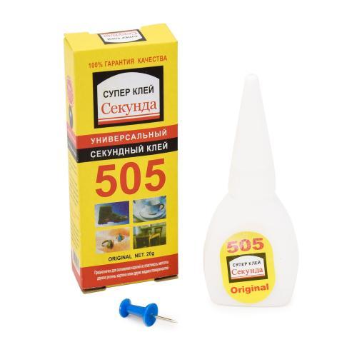 Супер клей 505, WK-505