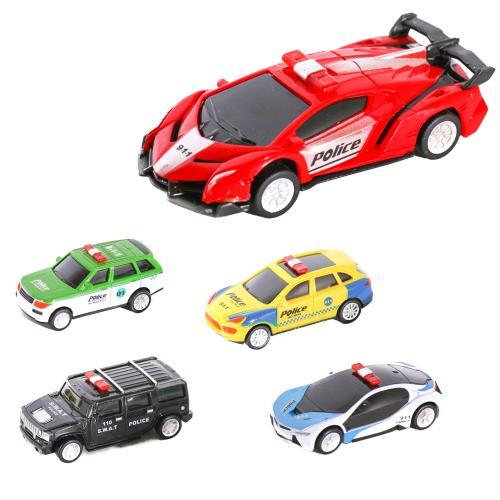"""Машина инерц.""""Автопром"""" 5 видов по 2 цвета, 7T-7819"""