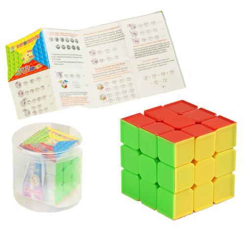 Кубик логика 3*3,для Спидкубинга,6*6*6 см, 646