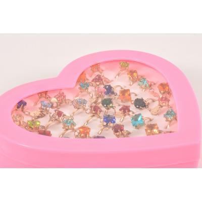 Набор колечек для девочек, 522-32