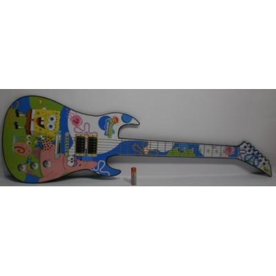 Гитара музыкальная (3 рок-песни)