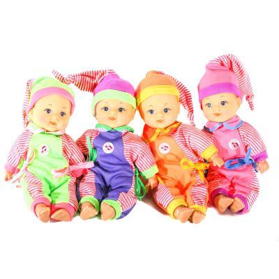 Кукла Женечка, мягкотелая, 22см., 9008-2