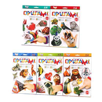 "Набор для творчества ""Оригами"" 20шт, Д ОО-09-51"