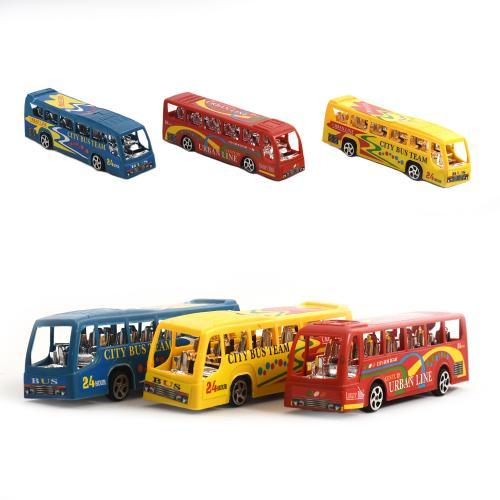 Автобус инерционный, 777-2