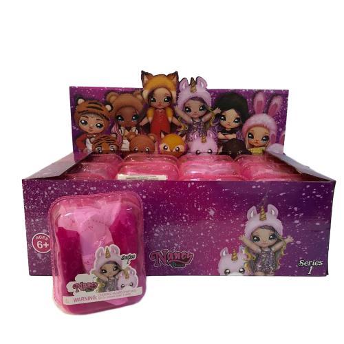 Кукла, с шапочкой (цена за штуку), NC2409