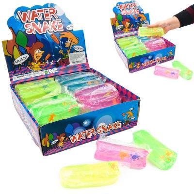 Антистресс-лизун для рук, в пакете, четыре цвета