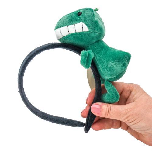"""Обруч для волос """"Динозаврик"""", MM 001147"""