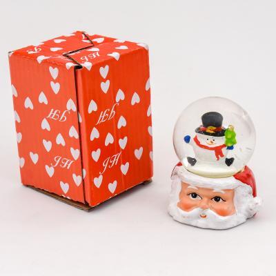 Снеговик в шаре, MM 001154