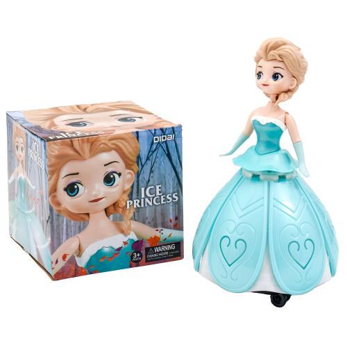 Музыкальная кукла, Холодное сердце, на батарейках, MM 001215