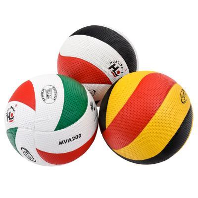 Мяч волейбольный,размер 5,три вида в ящике,ПВХ