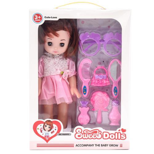 Кукла с аксессуарами, в коробке, MM 001302