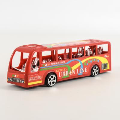 Автобус 19142 (420шт) инер-я, 15см, микс цетов, в, 19142