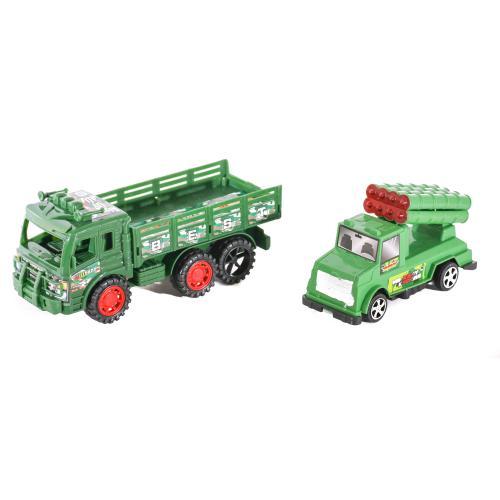Военная машина 858-B20 (60шт) инер-я, трейлер, маш, 858-B20
