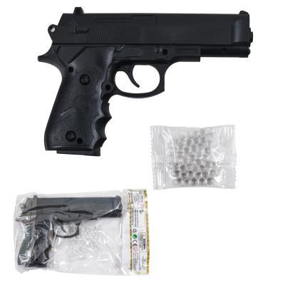 Пистолет 17см, вод.пули, 2вида, 17-11-3см