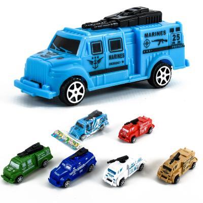 Машинки-спасатели, в пакете 4 вида
