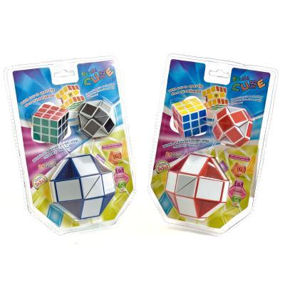 Кубик Рубика в слюде