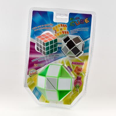 Кубик Рубика в слюде, 712