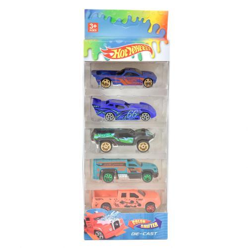 """Набор машинок """"Hot Wheels"""", 324-91"""