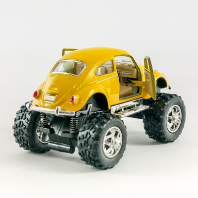 Машинка KT 5057 WB (24шт) металл,инер-я, 12,5см,ре, KT 5057WB