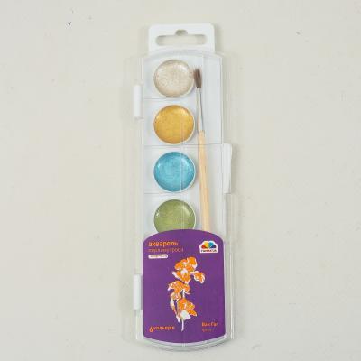 """Акварель """"Творчество"""", 6 цветов (цена за упаковку), GA-400107"""