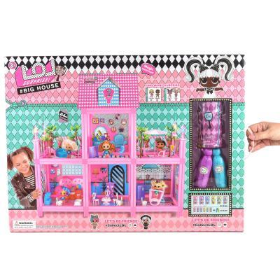 Дом для куклы Lol Surprise Big House
