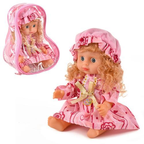 Кукла Алинка музыкальная, AV1022