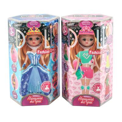 """Набор для творчества """"Princess doll"""" малый"""