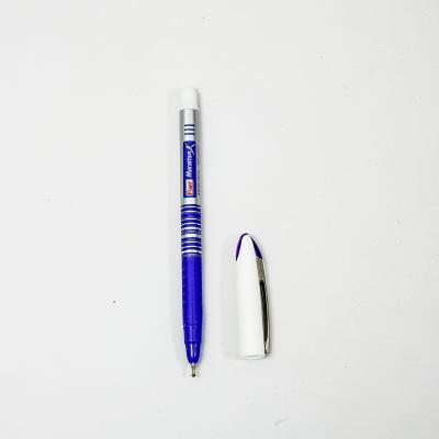 Ручка Flair Marathon, шариковая, синяя, 10 шт. (цена за штуку), SAT-1102