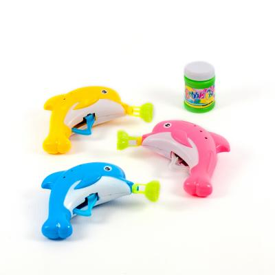 """Пистолет с мыльными пузырями """"Дельфинчик"""""""